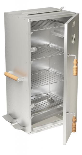 Большой шкаф-коптильня Smoker