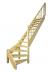 Деревянная лестница на второй этаж 2693-2900-07
