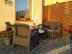 Обеденный комплект садовой мебели из ротанга Brown