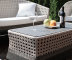Садовая мебель для отдыха Lounge White Set 4