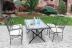 Набор садовой мебели Salerno (металл + керамика)