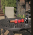 Комплект садовой мебели из алюминия BBQ Sand Set 4