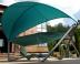 Качели-гамак с куполом