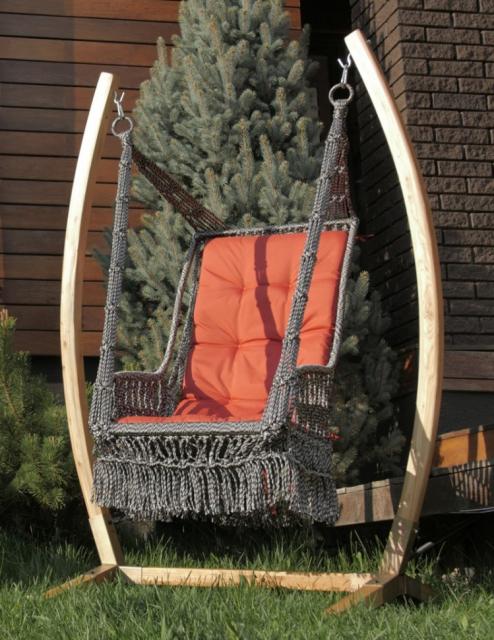 Подвесное кресло-качели Set 1