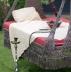 Подвесной гамак-качели для двоих