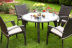 Комплект садовой мебели из ротанга Mokko