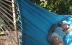 Гамак одноместный на каркасе Blue