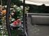 Подвесные садовые качели-шезлонг для двоих